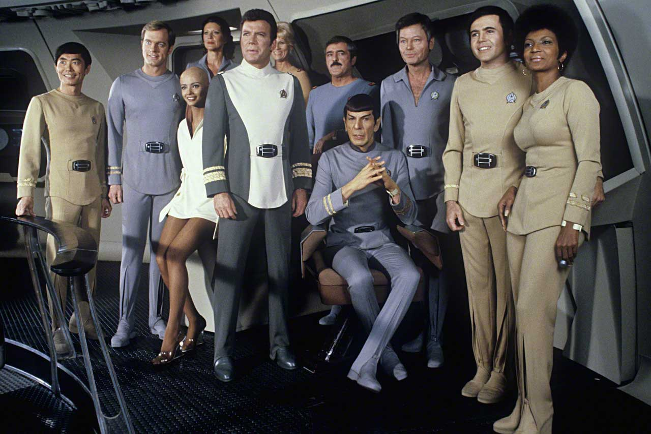 The Wertzone: Star Trek at 50: Phase II and The Motion Picture