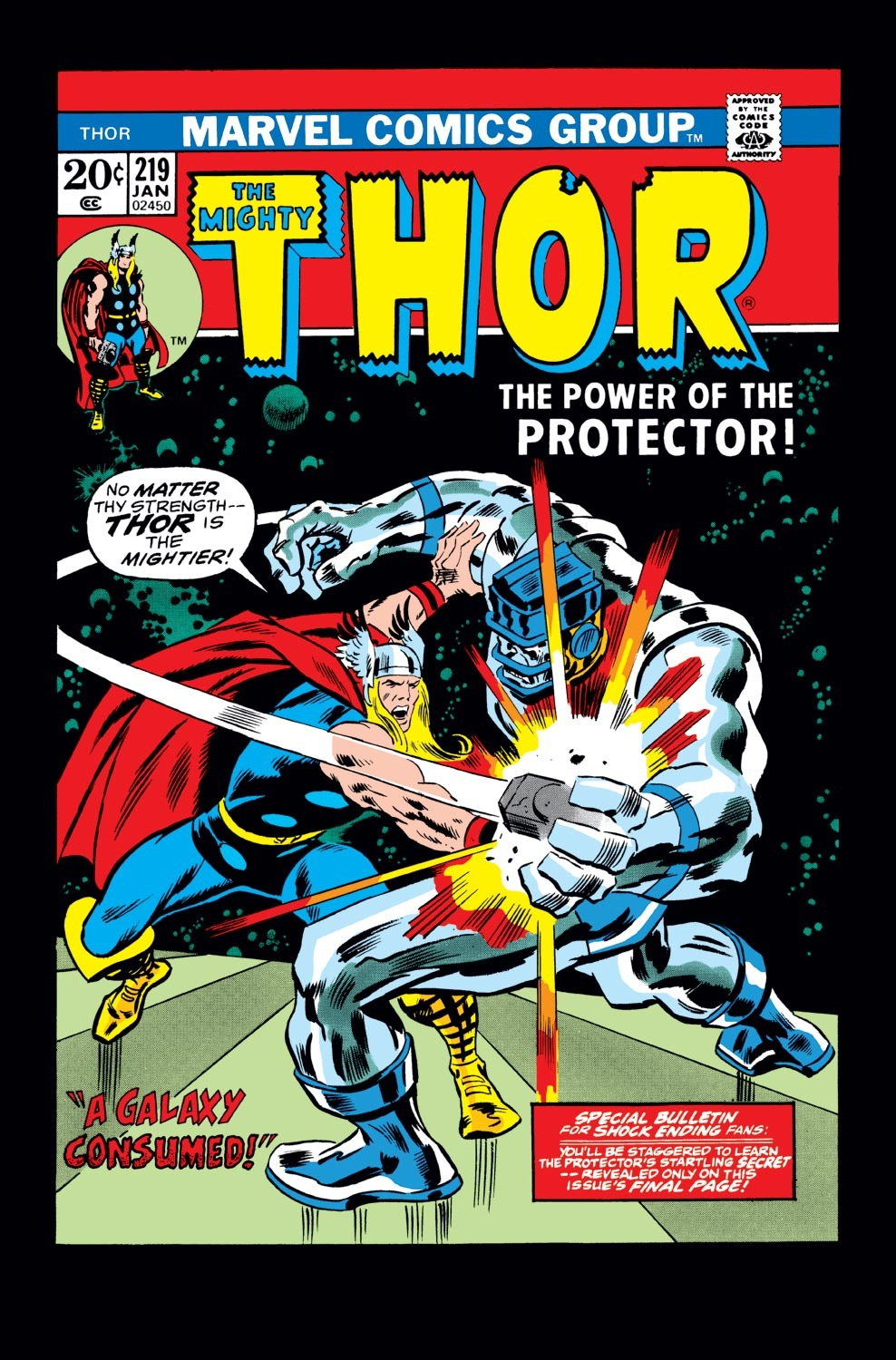 Thor (1966) 219 Page 1