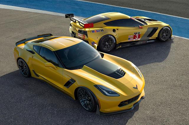 Nuevo Corvette Z06