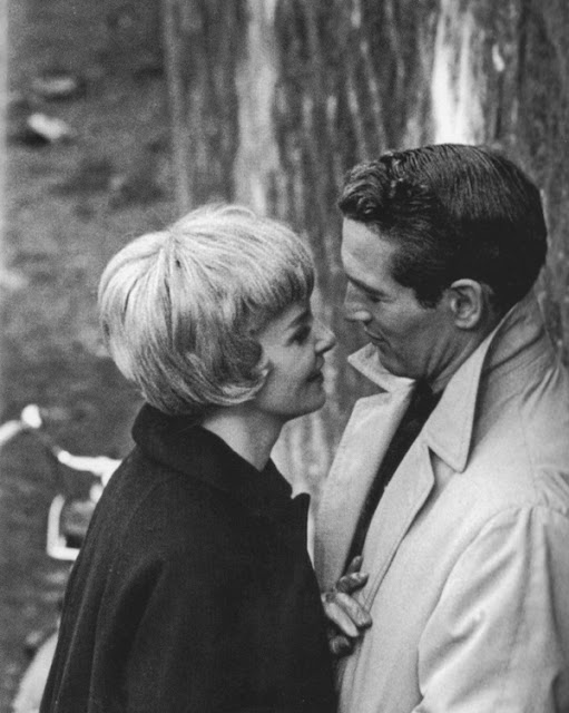 Paul Newman and Joanne Woodward  vintage everyday