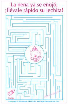 Juegos Para Baby Shower Para Imprimir Baby Shower Ideas
