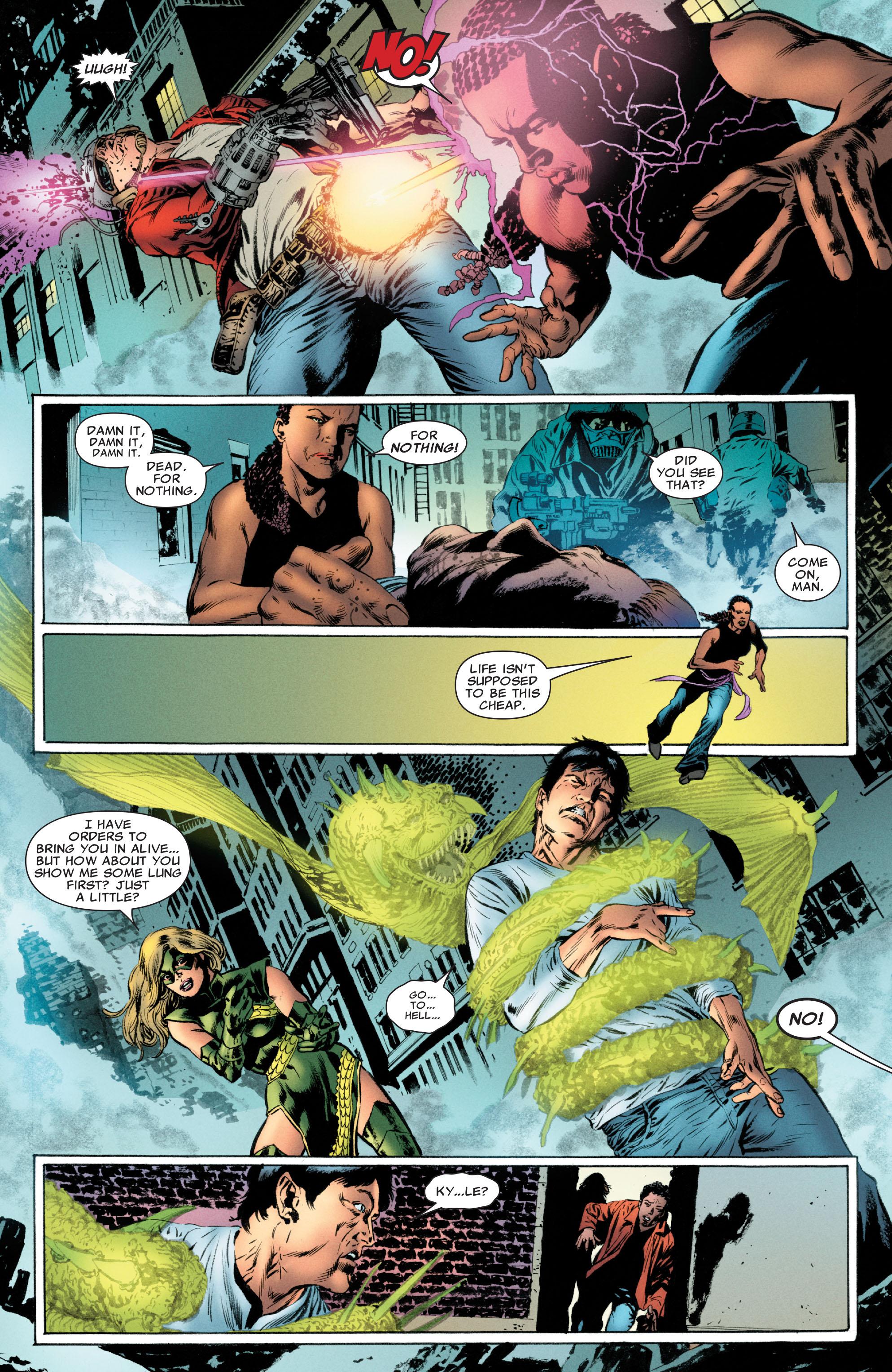 Read online Astonishing X-Men (2004) comic -  Issue #49 - 11