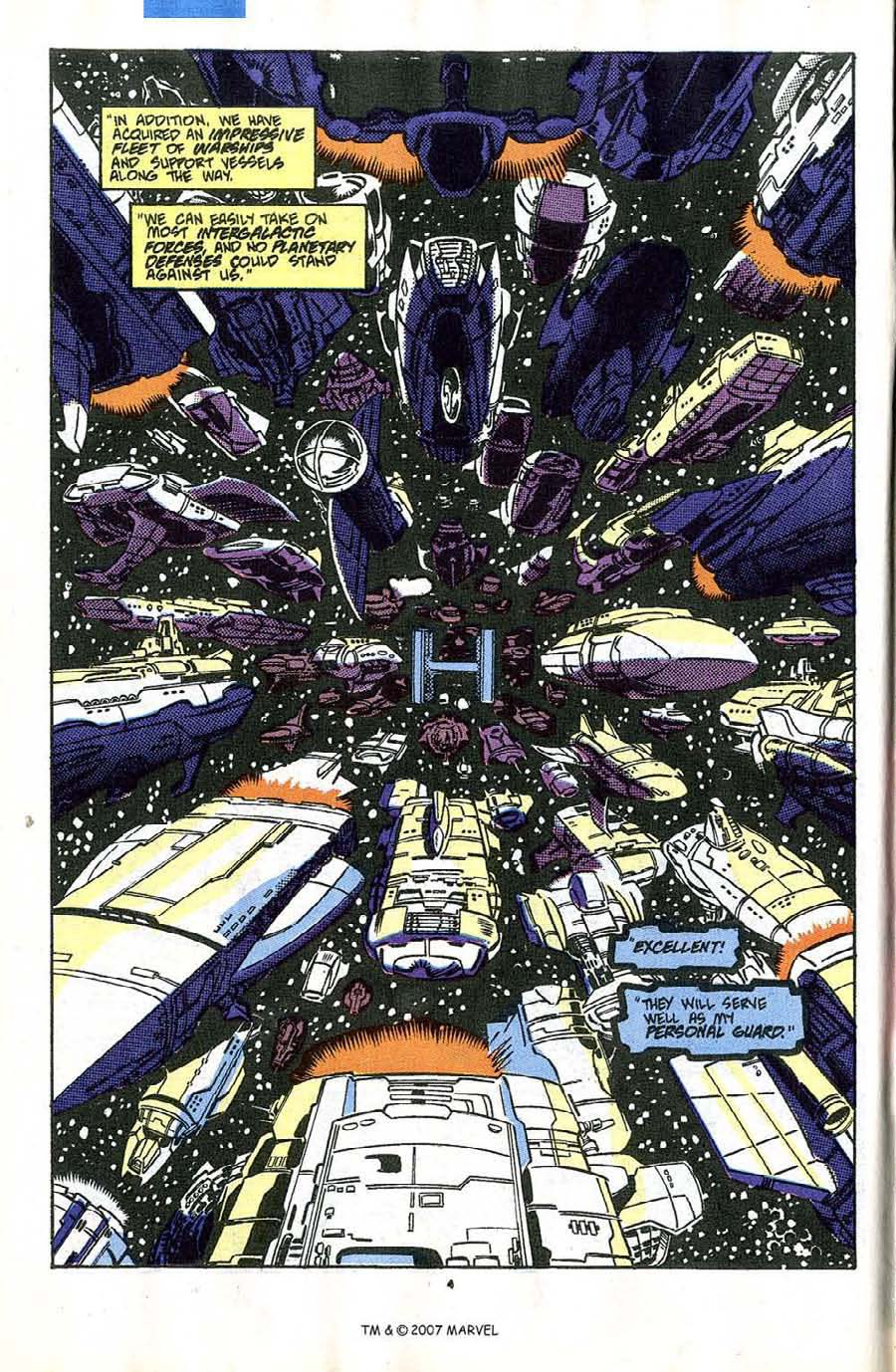 Read online Silver Surfer (1987) comic -  Issue #45 - 6
