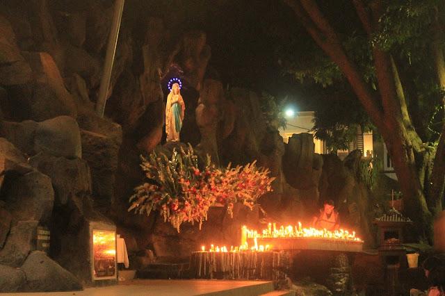 Perjalanan Rohani Gua Maria Kekep Ambarawa
