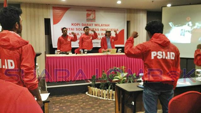 PSI NTB Nyatakan Siap Diverifikasi KPU