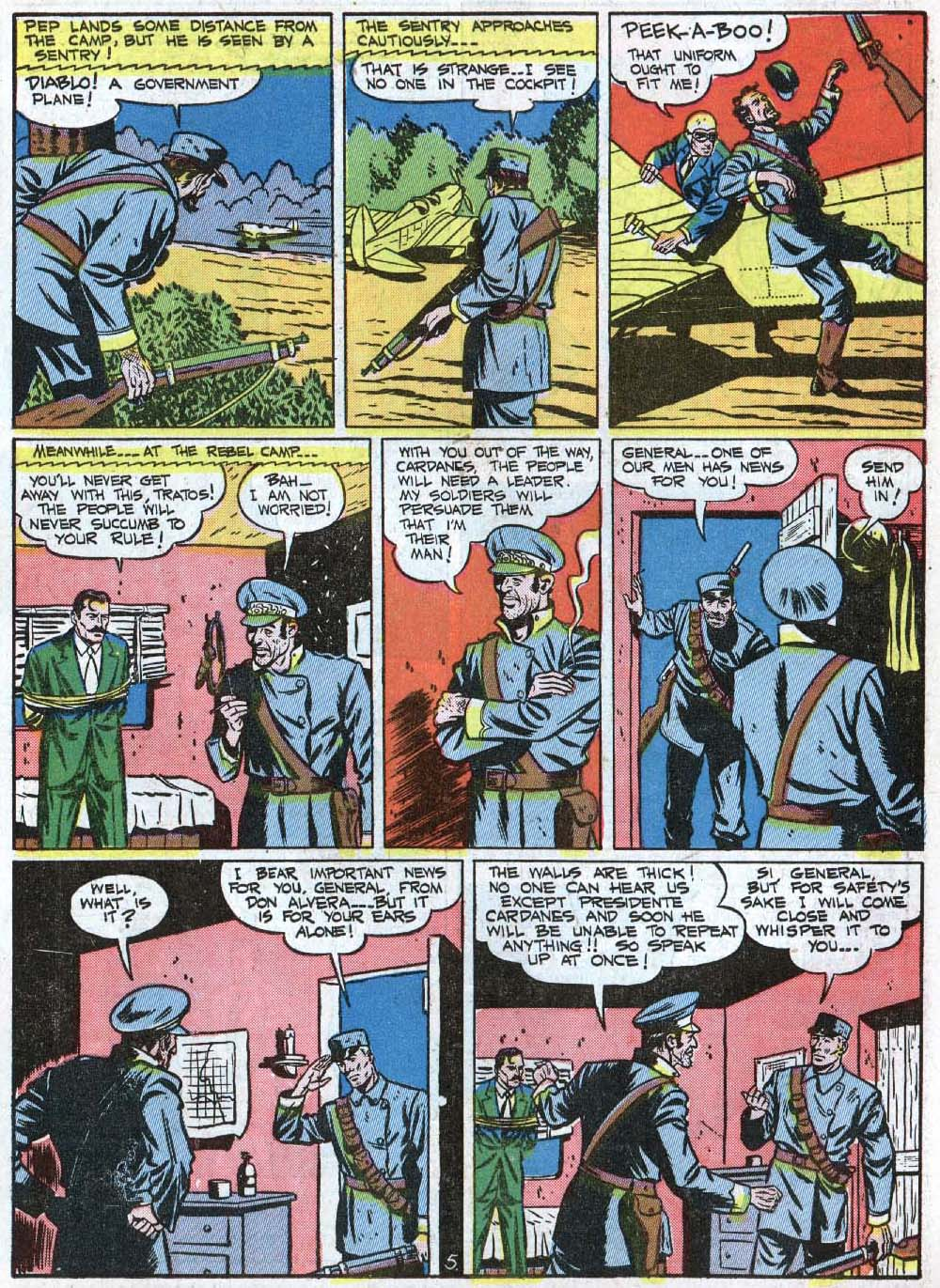 Read online Action Comics (1938) comic -  Issue #40 - 21