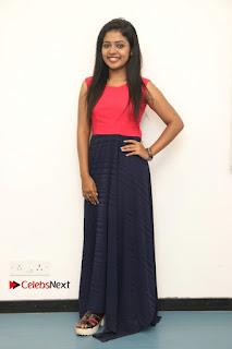 Actress Amala Rose Kurian Stills at Oru Kanavu Pola Movie Press Show  0006.jpg