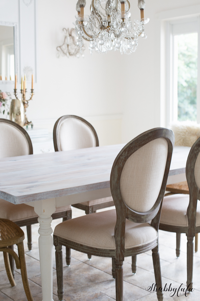 white-washed-farmhouse-table