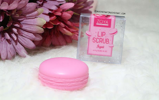 Zoya Lip Scrub Sugar