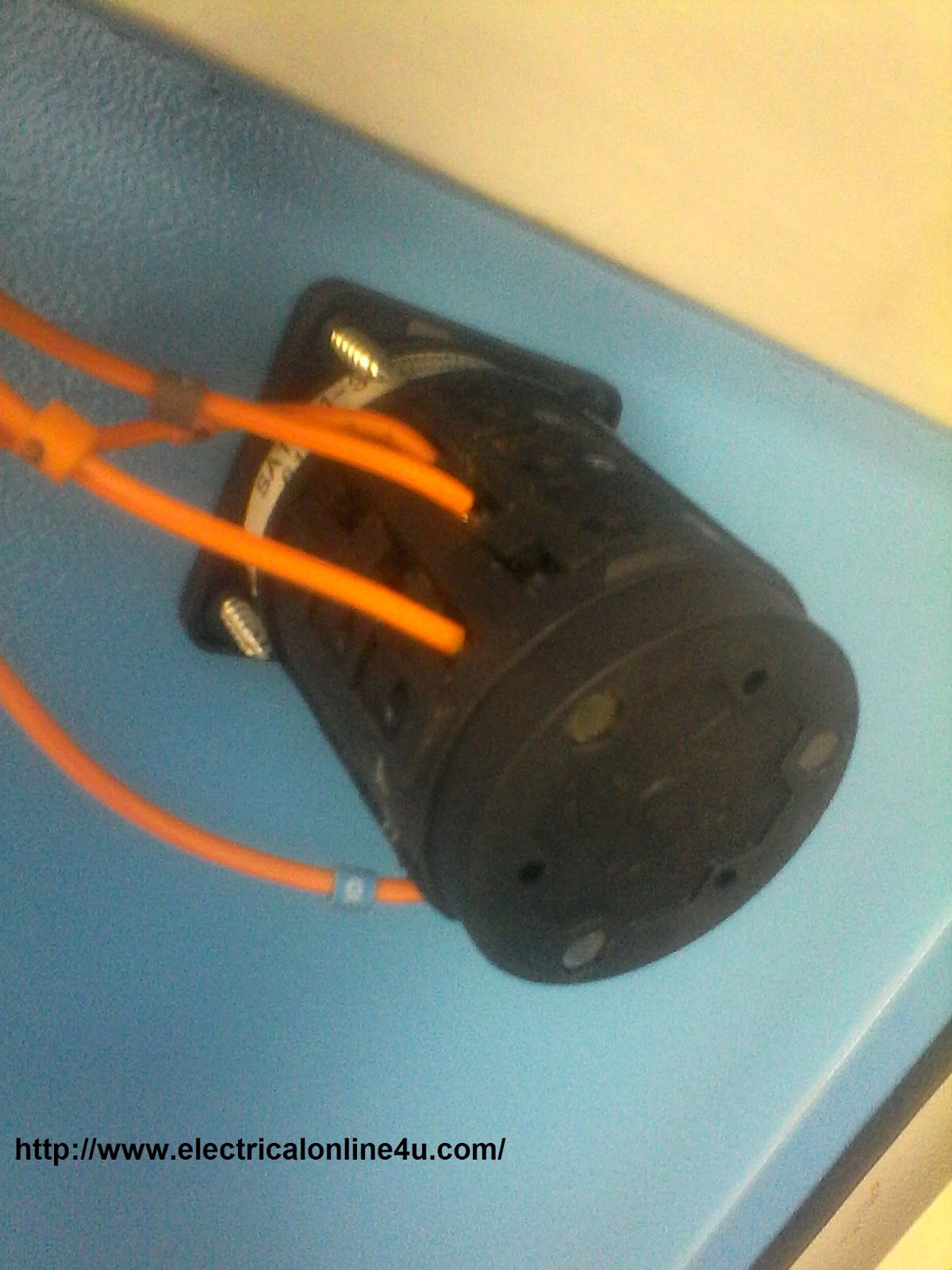 hight resolution of ammeter selector switch wiring