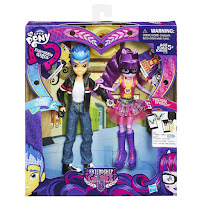 MLP Equestria Girls Friendship Games Flash Sentry and Twilight Sparkle 2-pack