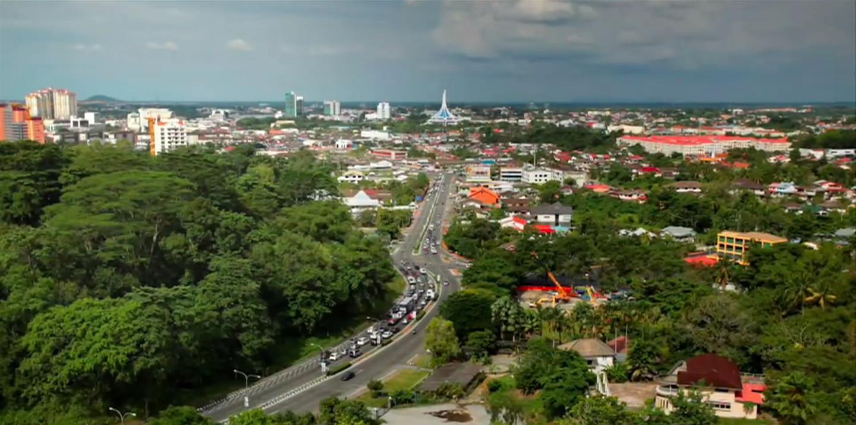 Kushing   Cidade da Malásia