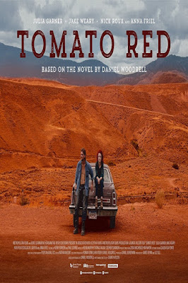 Tomato Red Poster