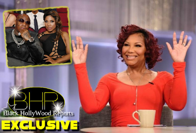 Traci Braxton Speaks On Toni And Birdman's Relationship  !!