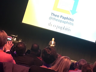 Theo Paphitis SBS event