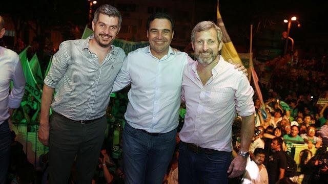 """Frigerio: """"La victoria den Corrientes fue un gran espaldarazo"""""""