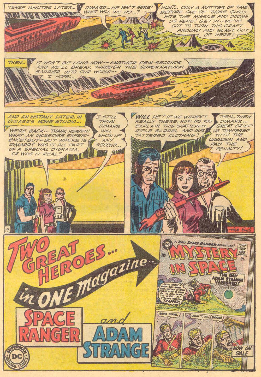 Strange Adventures (1950) issue 173 - Page 12