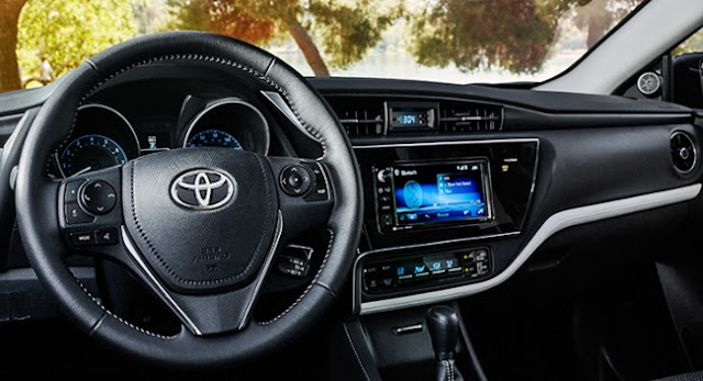 2018 Toyota Corolla iM Release Date