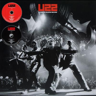 baixar capa U2   U22 Live