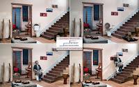 Krzesełko schodowe na schody proste, model Parallel firmy Otolift