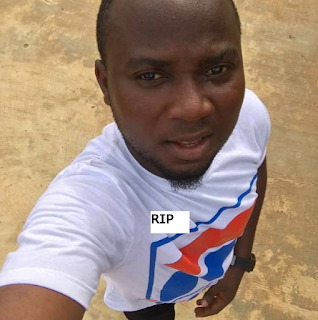 Babatunde Nafiu of Osun State Polytechnic Shot Dead By SARS Officer