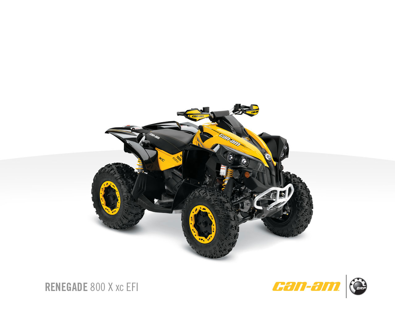 atv picture and wallpaper can am renegade 800r x xc 2011. Black Bedroom Furniture Sets. Home Design Ideas