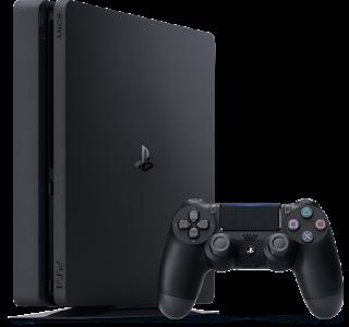PS4 Black - Transparent PNG