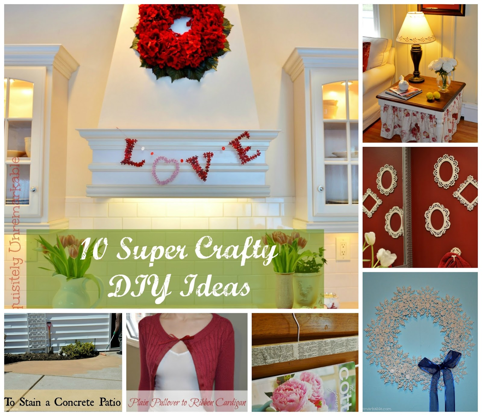 Easy home decor Diy and craft ideas