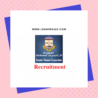 Chennai Corporation Walk-IN 2019 for Radiographer posts (3 Vacancies)