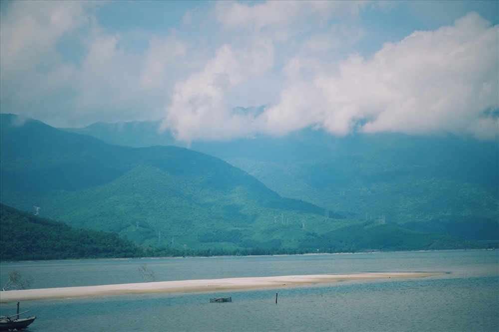 Đầm Lập An: Chốn giao tình giữa núi và biển -7