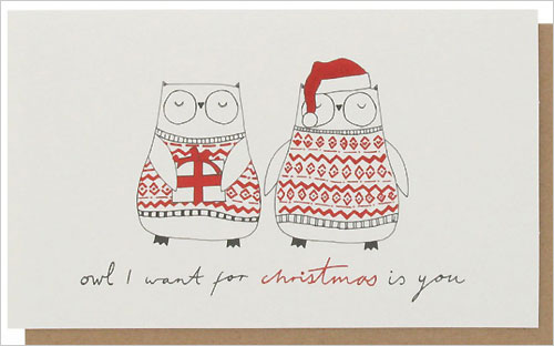 Papyrus Christmas Cards.My Owl Barn Christmas Cards By Paperchase And Papyrus