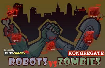 Robots Vs. Zombie: futuro cibernetico e non-morto