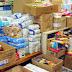 Διανομή τροφίμων απο το  Κοινωνικό Παντοπωλείο του Δήμου Ηγουμενίτσας