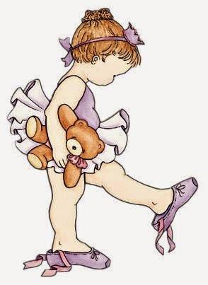Tiernas Ballerinas Bebés.