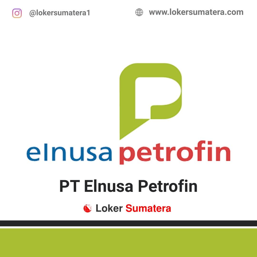 Lowongan Kerja Padang: PT Elnusa Petrofin Januari 2021