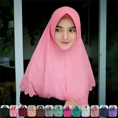 Online shop khusus hijab