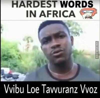9 Meme 'Ossas' Si Pemilik Nama Tersulit di Afrika Ini Bikin Pegel Ketawa