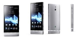 Spesfikasi Handphone SONY Xperia P