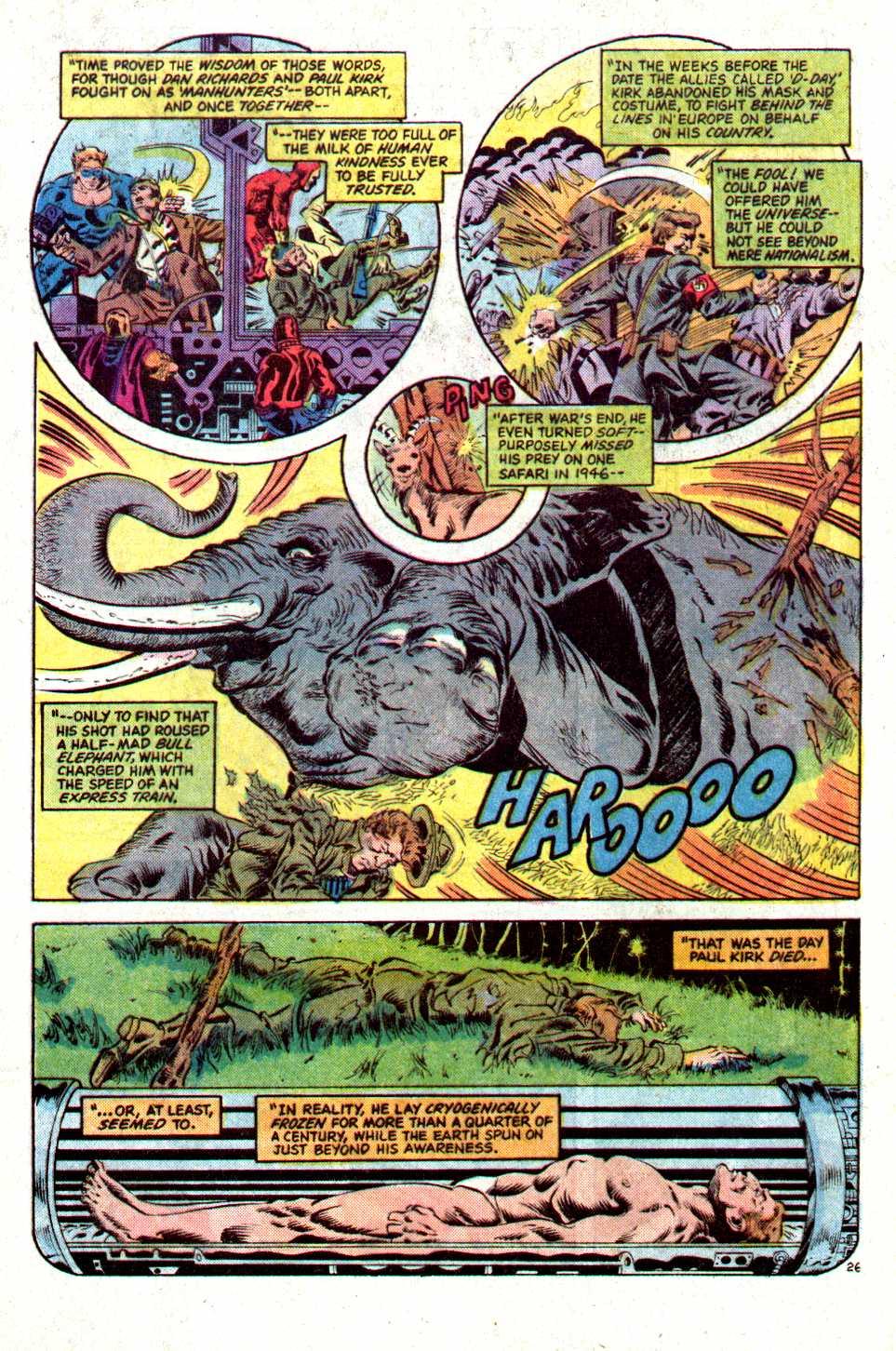 Read online Secret Origins (1986) comic -  Issue #22 - 27
