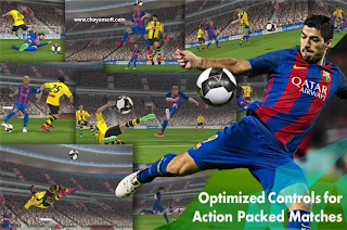 Download PES 2017 v0.9.1 Mod Apk