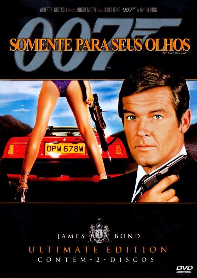 007: Somente Para Seus Olhos – Legendado (1981)