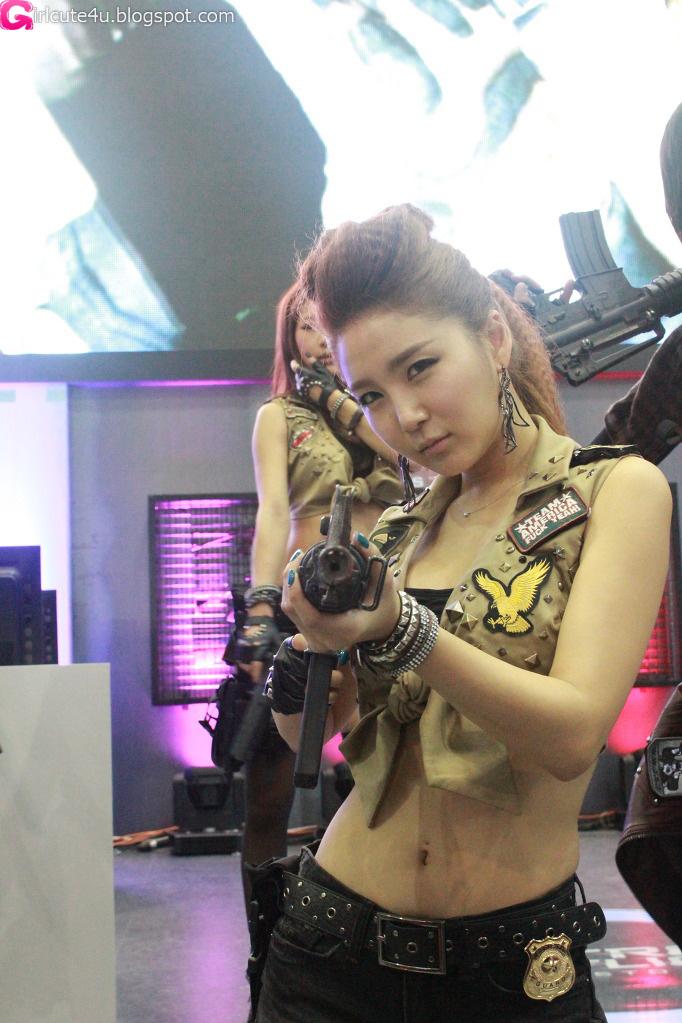 xxx nude girls: Bang Eun Young - G-STAR [Part 2]