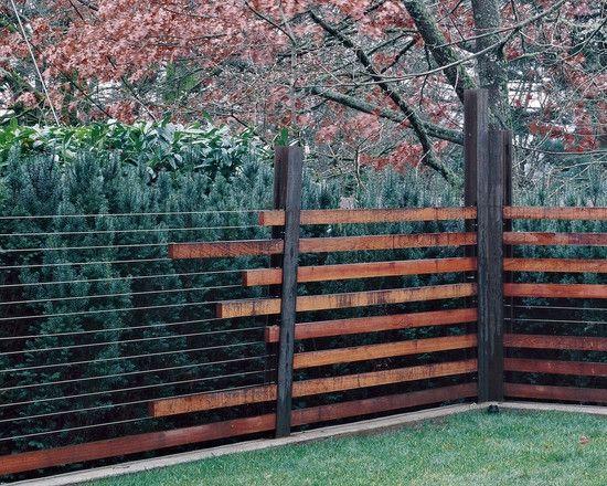 gard mic, gard simplu lemn, gard rezistent, proiect gard modern, idee gard simplu, gard ieftin,