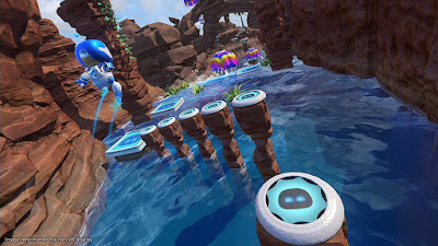 Astro Bot Rescue Mission Game Screenshot 7