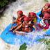 Promo Paket Wisata Rafting Pangalengan, 2017