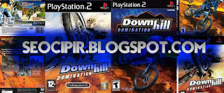 Cheat Downhill Domination PS2 Lengkap Bahasa Indonesia