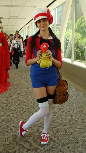 ideas Pokemon trainer cosplay