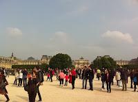 Paris weekend