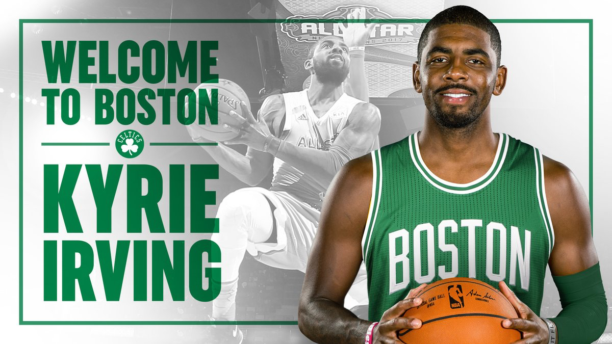 Causeway Street Danny Ainge on the Celtics acquiring Kyrie Irving
