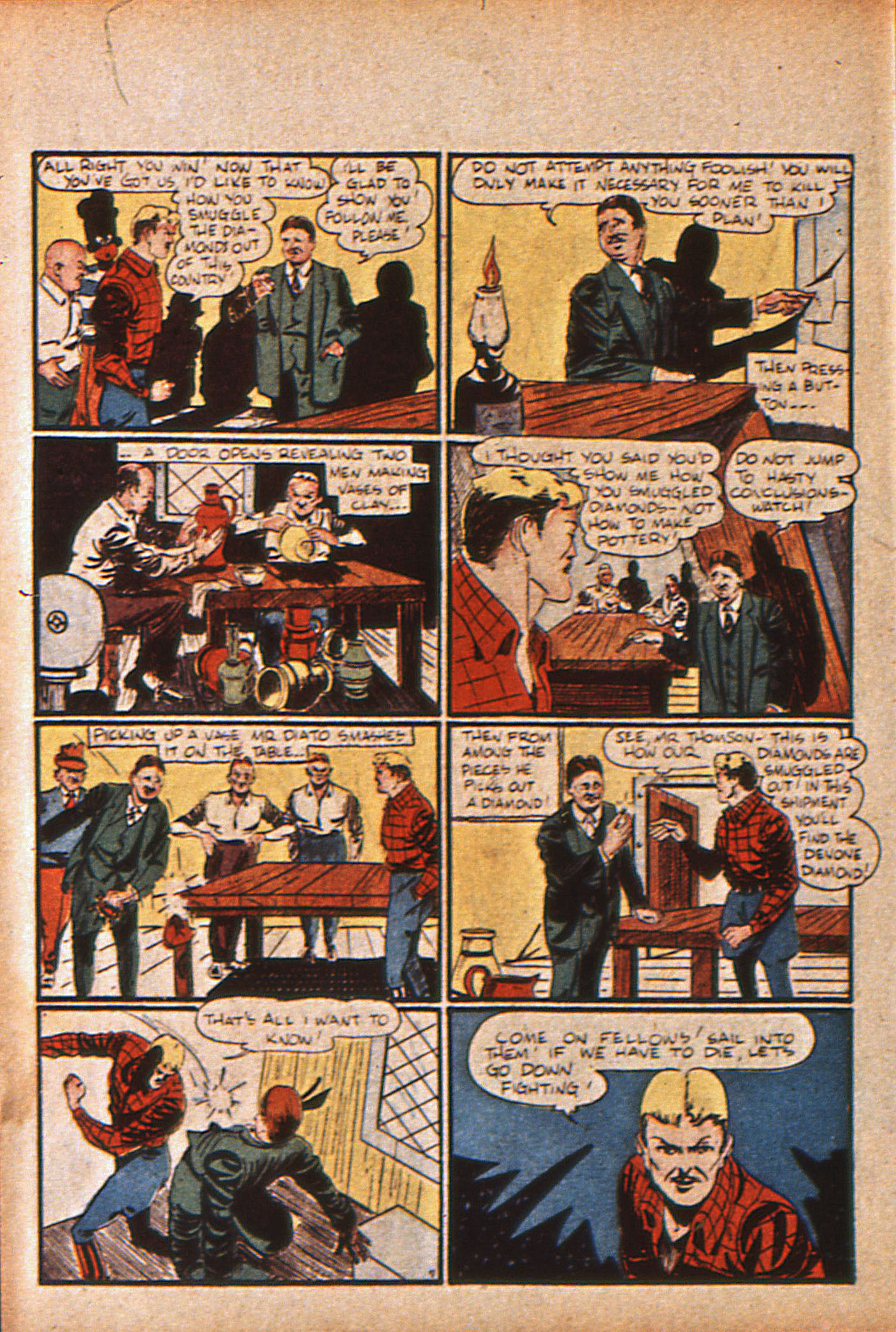 Read online Action Comics (1938) comic -  Issue #15 - 43